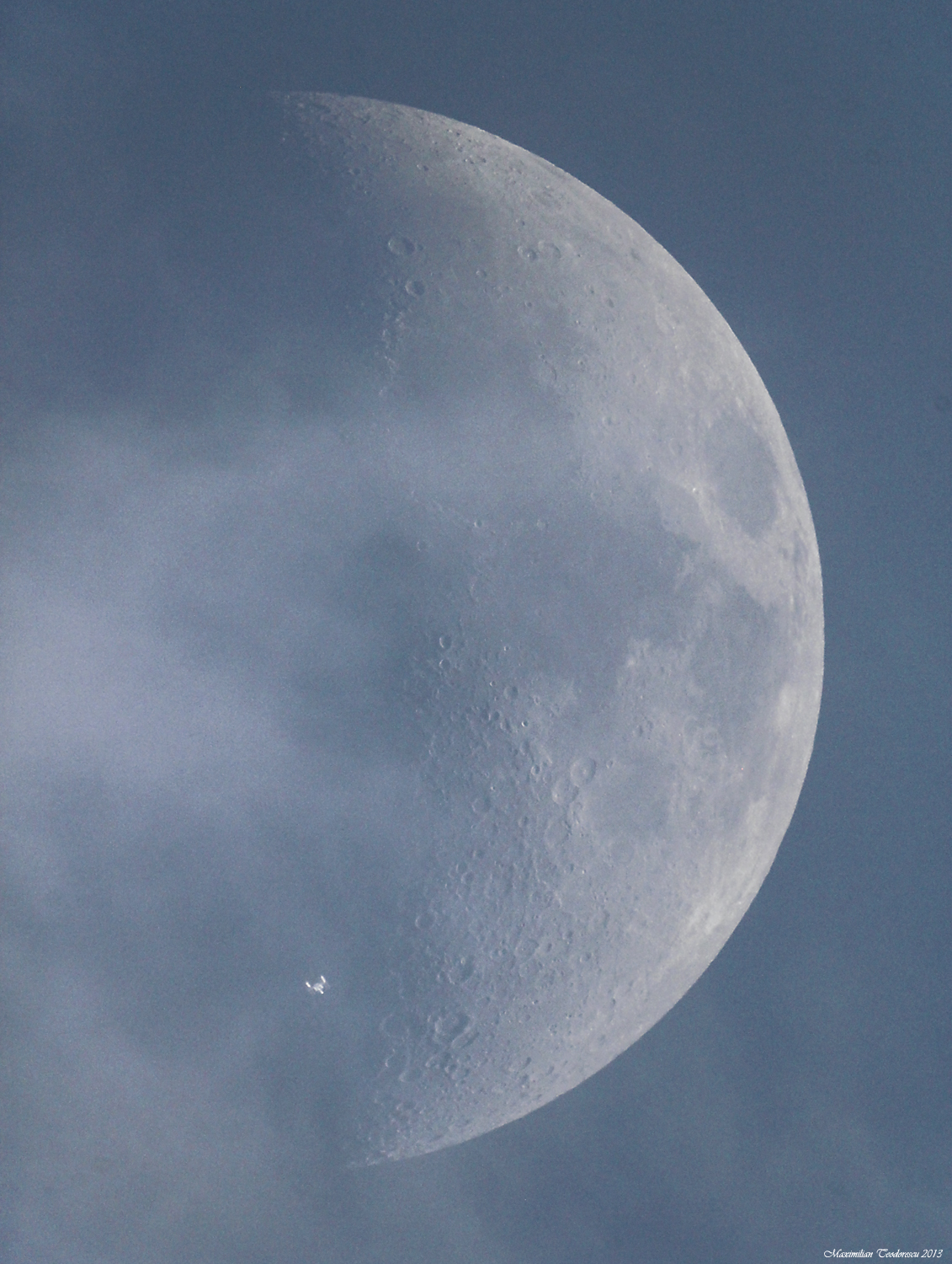 space station lunar transit - photo #10