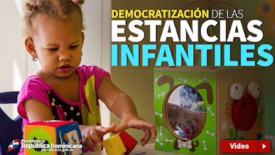 VIDEO: Democratización de las Estancias Infantiles