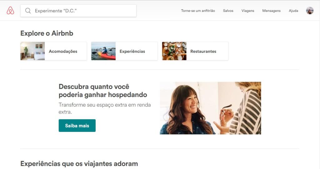 O que é Airbnb