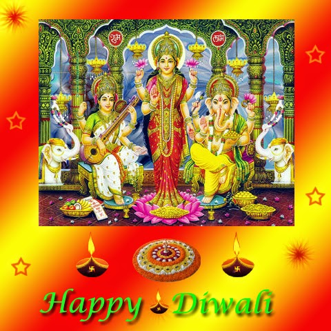 Wish You A Very Happy Diwali & Prosperous New Year