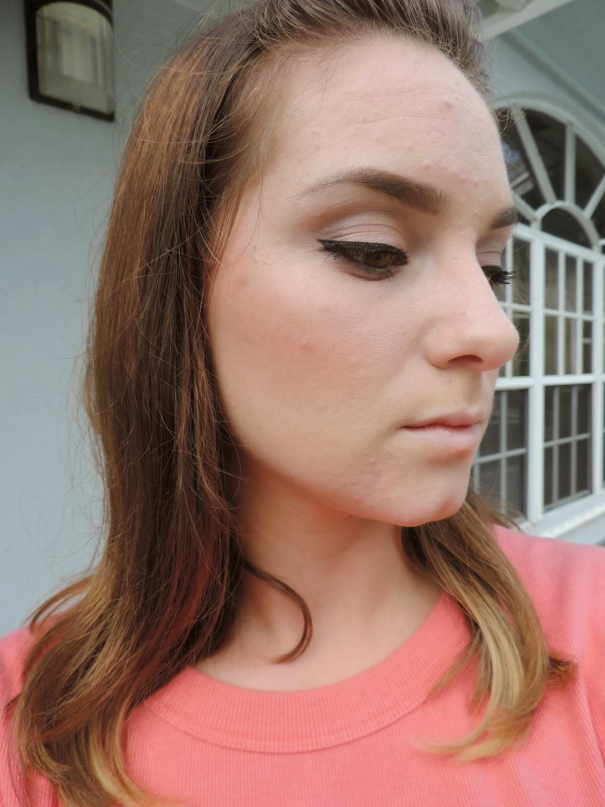 Simple Charm Beauty: MAC Melba Powder Blush + Dupe?
