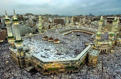 Masjidil Haram yang menakjubkan