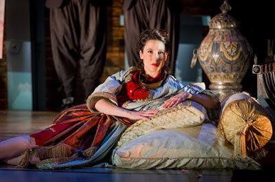 Marie Lys - Handel Tamerlano - Buxton Festival - photo Robert Workman