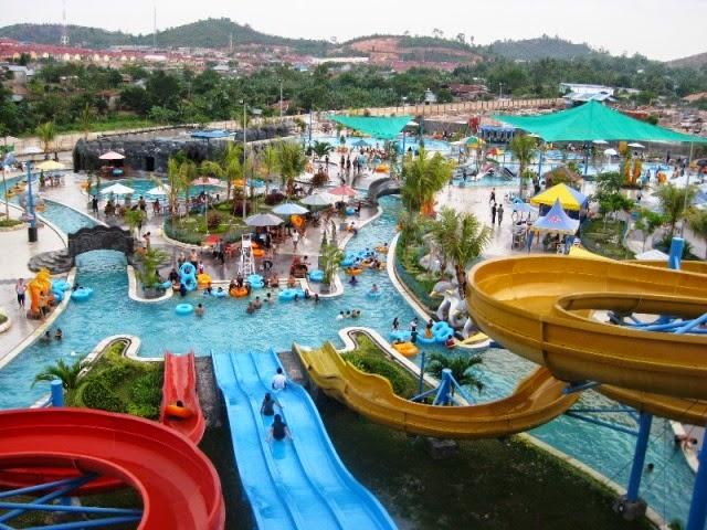 Tiket Masuk Bandung Indah Water Park Terbaru