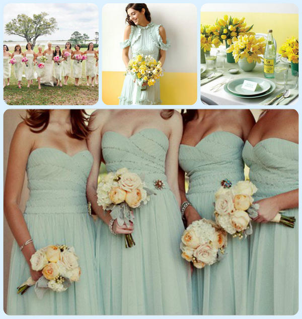 Mint Wedding Ideas: The Miami Girl's Guide To Wedding Planning
