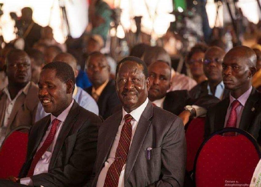 The Primestar Web: Raila accuses Uhuru, Ruto of ...