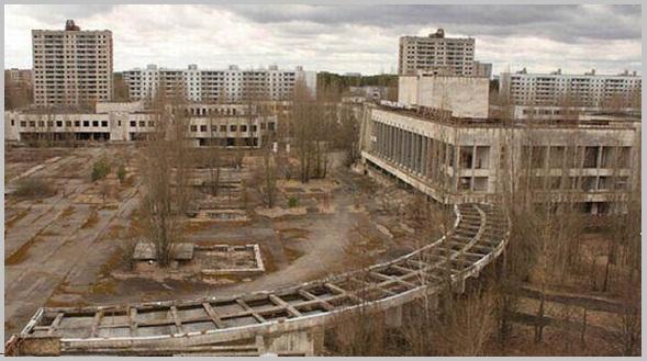 wisata kota mati pripyat