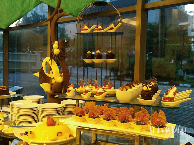 BBQ Buffet Dinner di Grand Bluewave Hotel Shah Alam
