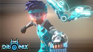 Team Dronix série do Gloob ganha novo trailer