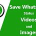 Save Whatsapp Status to Phone Gallery Simple Steps