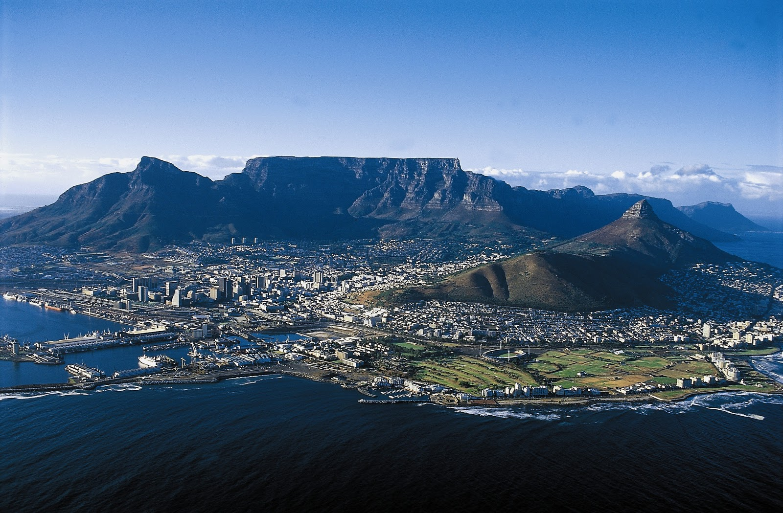 Beautiful Nature Pictures Cape Town Beautiful Mountain