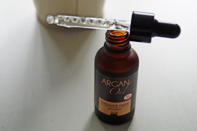 Olejek arganowy, olej, recenzja, opinia, blog, maroko sklep