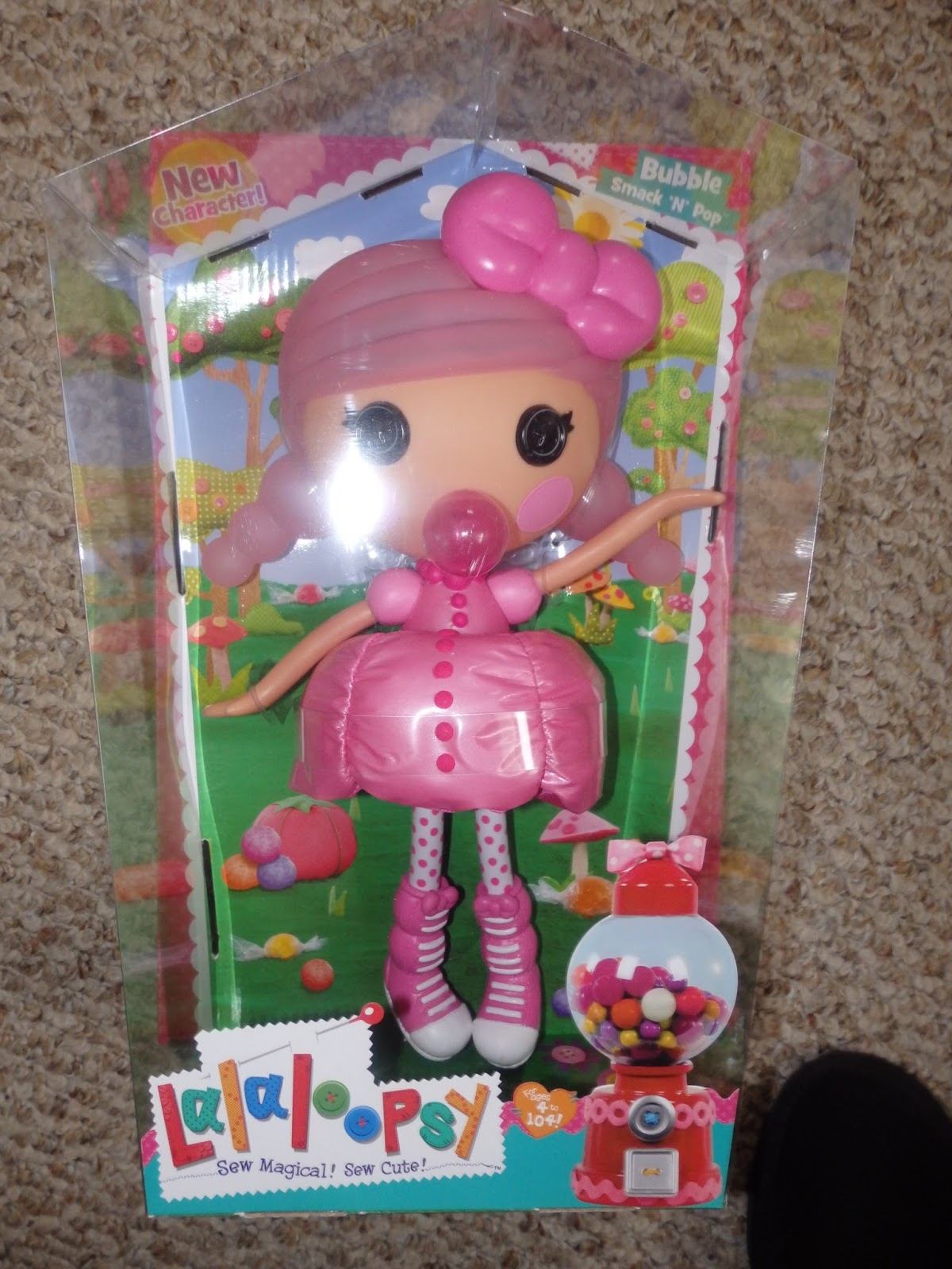 New Age Mama Easter Gift Guide Lalaloopsy Bubble Smack N Pop