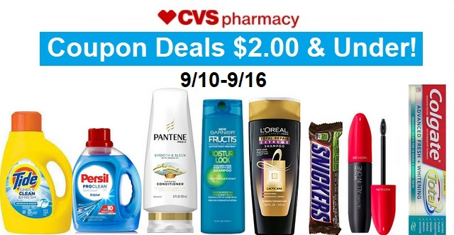 042c9f245ae CVS Couponers: CVS Coupon Deals $2.00 & Under! (9/10-9/16)