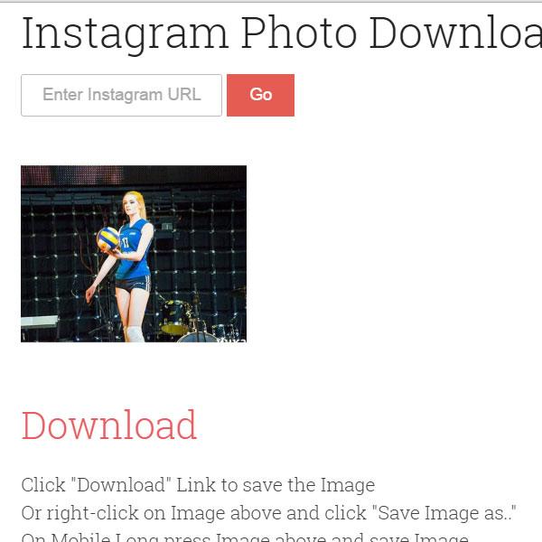 cara mengunduh gambar dari instagram