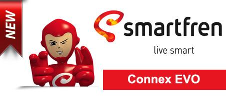 Cara Menggunakan Layanan Internet Connex EVO Smartfren