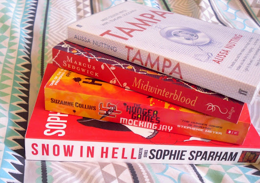 April book round up
