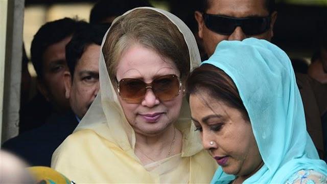 Bangladesh court seeks life for former prime minister Khaleda Zia