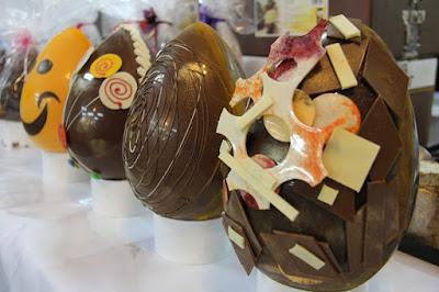 Receitas Ovos de Pascoa