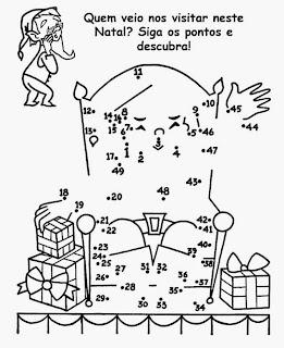 Atividades artísticas de natal para crianças