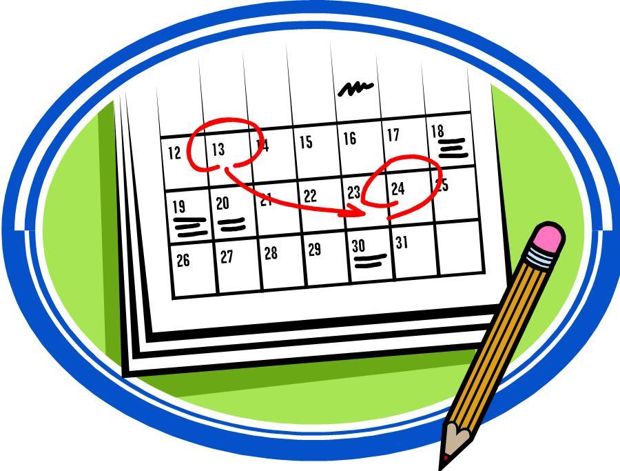dicas para cronograma de atividades