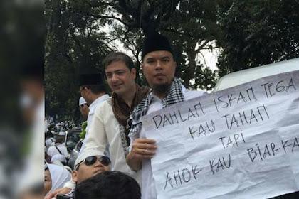 Ternyata, Video Ahmad Dani Sebut Jokowi 'Anjing' Hasil Editan Indra Tan