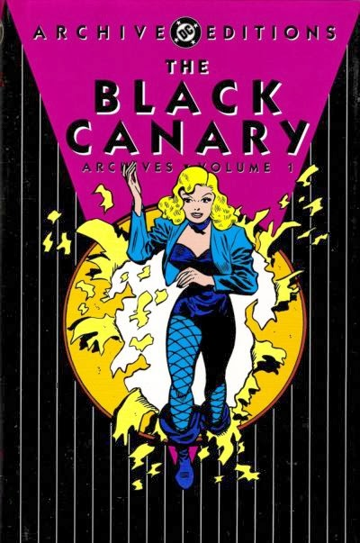 The Black Canary Archives