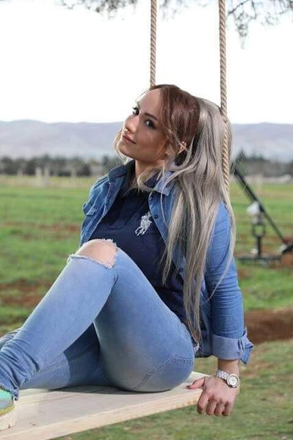 سارة نعال تنطلق بموهبة غنائية سوريا العراق لبنان
