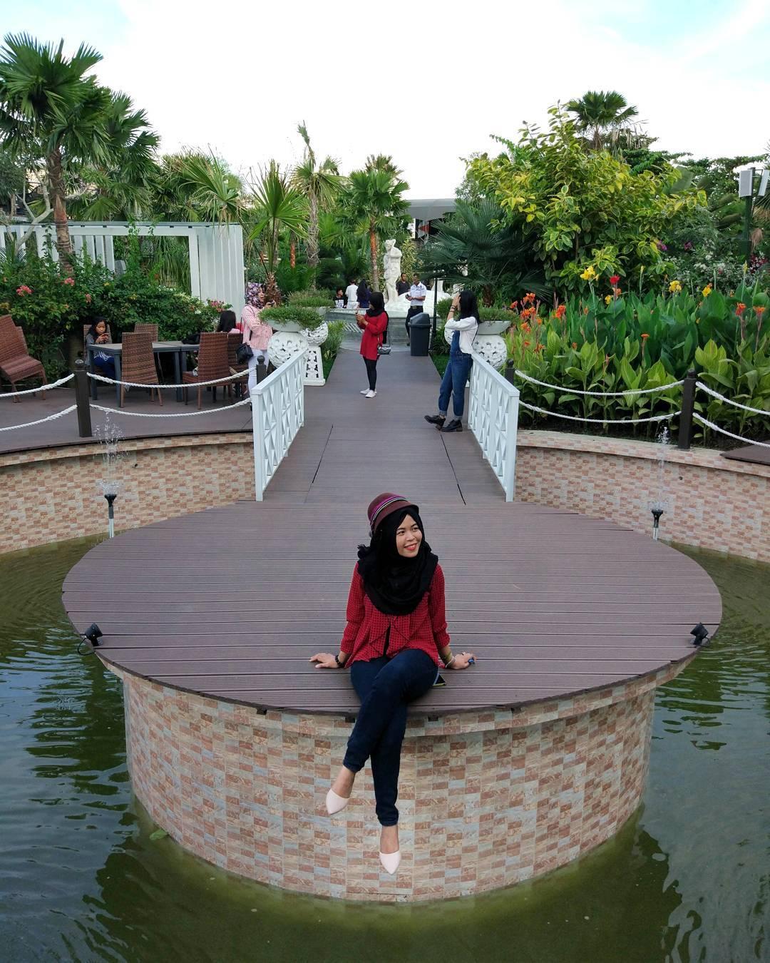 My Garden Restaurant Batam Hijab Traveller