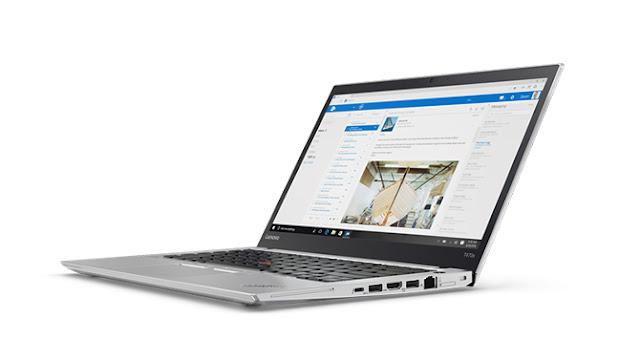Dòng sản phẩm Lenovo ThinkPad 2017 sẽ được nâng cấp mạnh mẽ