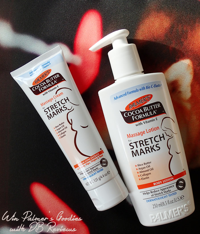 Win Palmer S Cocoa Butter Stretch Marks Massage Cream And Massage