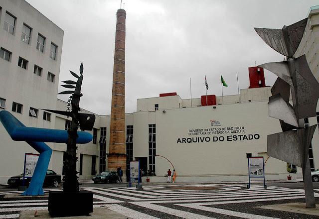 Arquivo Público do Estado  de São Paulo comemora 125 anos