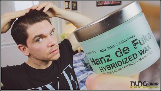 Hanz de Fuko Hybridized Wax  Review
