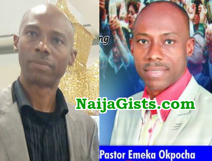 nigerian pastor threatens kill ex wife