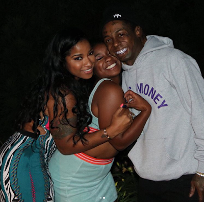 armanikedu check out photos from lil waynes daughters