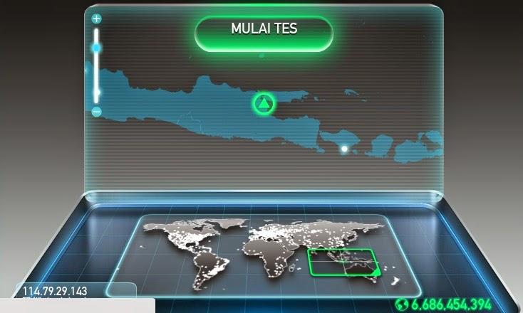 Yuk Tes Kecepatan Internet Kamu