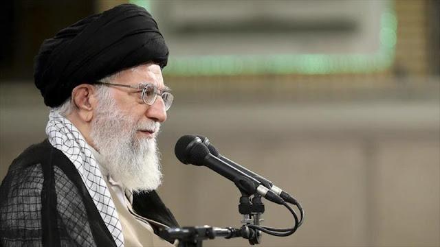 Líder de Irán rechaza el 'diabólico' plan de EEUU sobre Palestina