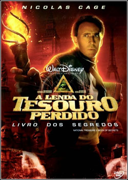 a lenda do tesouro perdido 3 avi