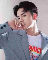 Akun Instagram Caesar Wu pemeran Xi Men di Meteor Garden 2018