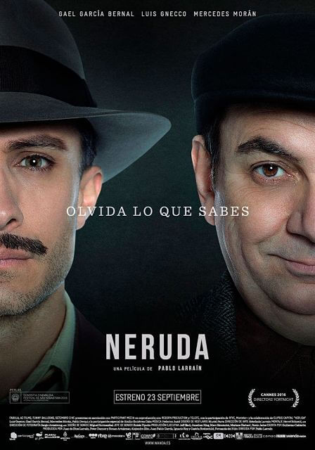 Cartel: Neruda (2016)
