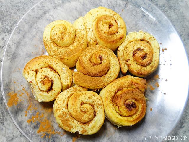 cooking for dummies beginners cinnamon baking recipe easy fast liz breygel blogger