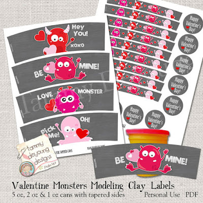 Quick and Easy Valentine Party Games! - Tammy DeYoung Designs