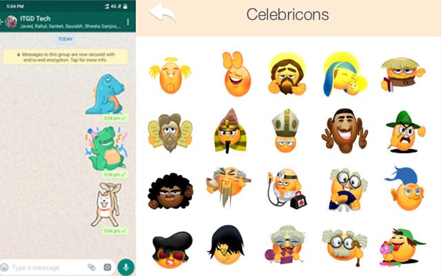 WhatsApp Stickers highlight now accessible for all, how to download it and how to use