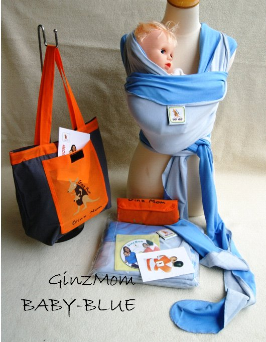Adzilla Shop Ginzmom Baby Wrap Feb 2012 Out Of Stock