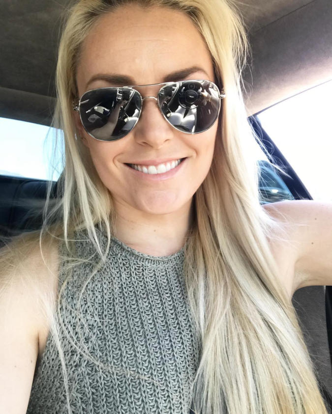 Lindsey Vonn Profile and Biography