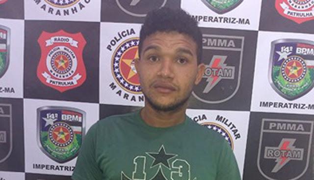Jornal de Davinopolis - Ediclelton Araújo Carlos é acusado de furto.