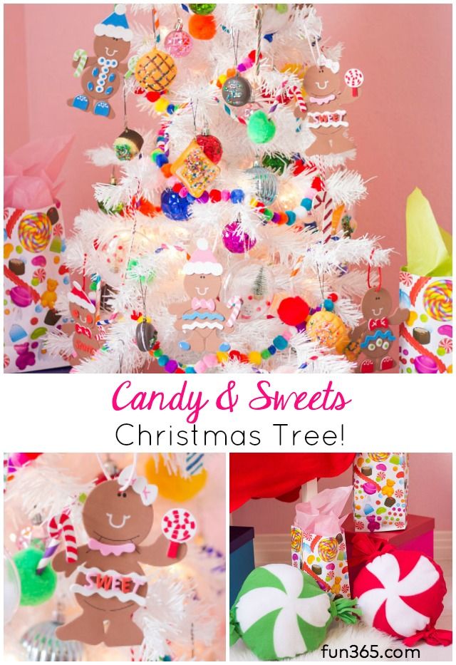 head to oriental tradings fun365com for all the details of our candy themed christmas tree and a full list of supplies