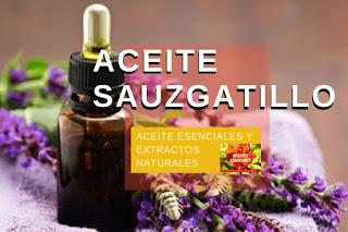 El aceite de Sauzgatillo se vienen utilizando como regulador hormonal en el ciclo menstrual femenino