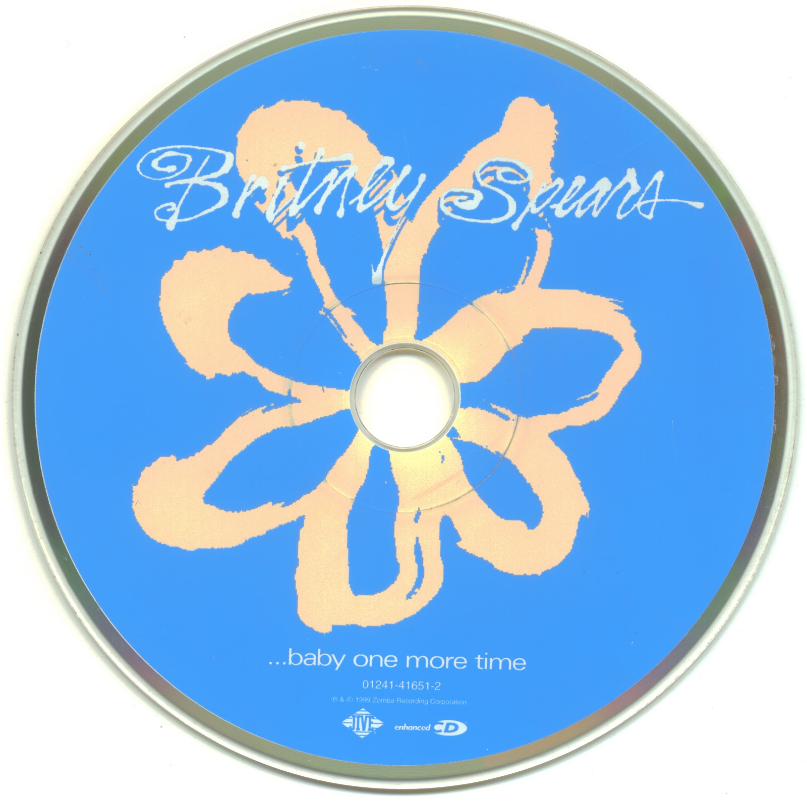 Britney Spears Baby One More Time Music Cd: POP 'TIL YOU PUKE!: Britney Spears