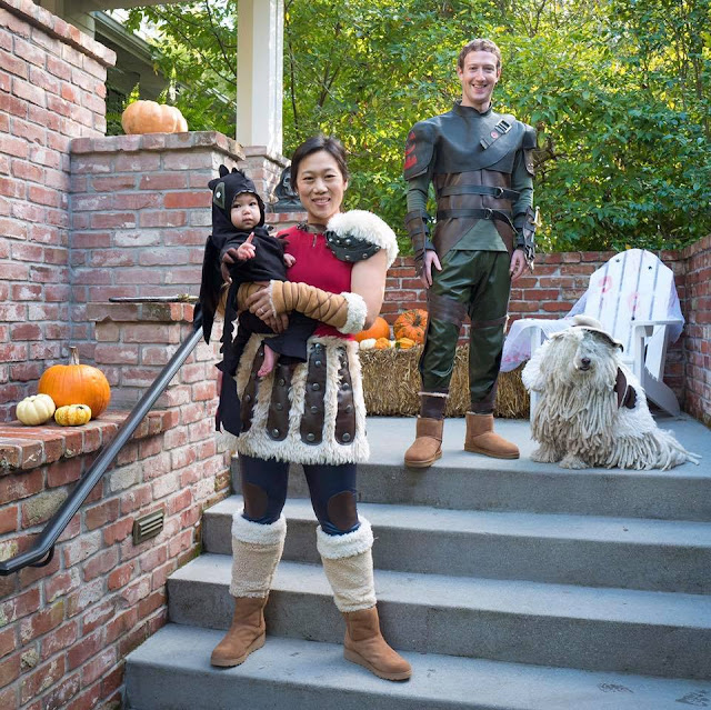 Facebook Owner Mark Zuckerberg Shares New Family Photo To Celebrate New Month Of November